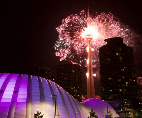 Ontario Celebration Zone